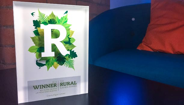 Rural Business Awards Finalist
