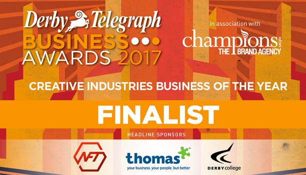 Derby Business Awards Finalist