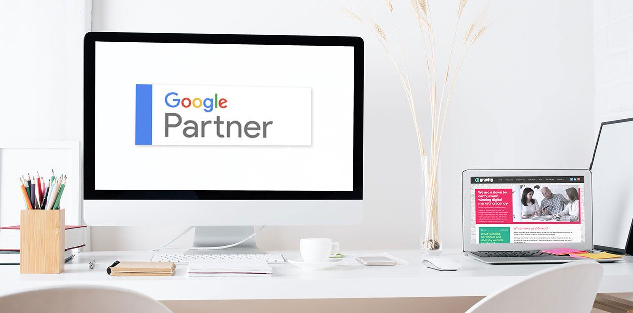 We are proud to become a Google Partner