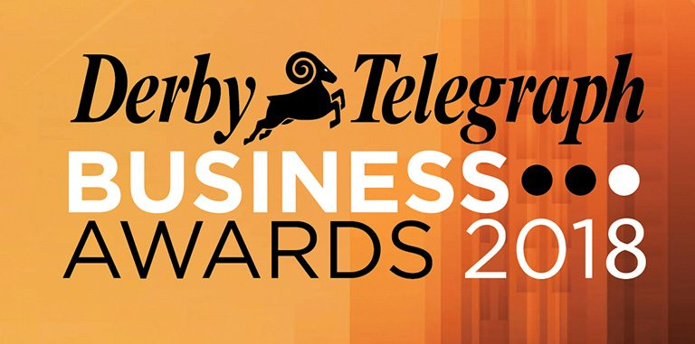 Excited to announce that we are Finalists in the Derby Telegraph Business Awards