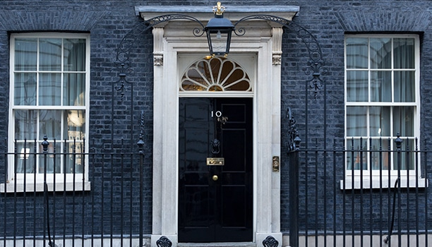 Gravity Digital's visit to 10 Downing Street