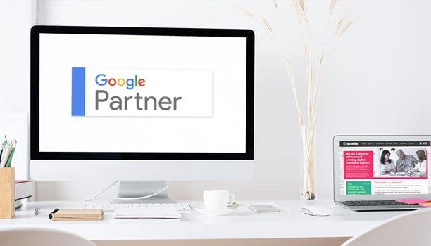 Google Partner in Derby - website Design