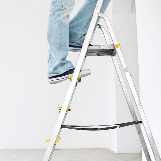 Website design and social media management for More Than Loft Ladders