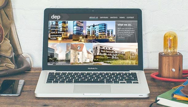 Web Design in Derby by Gravity Digital
